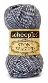 Scheepjeswol Stone Washed 802 Smokey Quartz