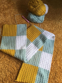 Workshop Gingham haken - woensdagavond 6 november
