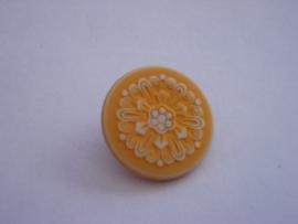 Bloemknoopjes de Knofa 74 Geel