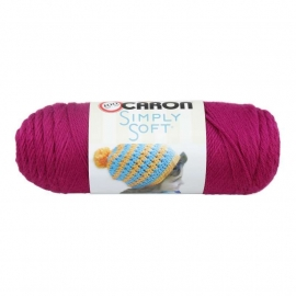 Caron Simply Soft 9764 Fuchsia