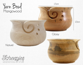 Scheepjes Yarn Bowl Naturel