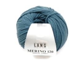 Lang Yarns Merino 120 0274 Vintage Groen
