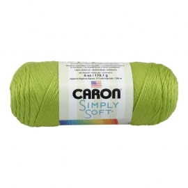 Caron Simply Soft 9771 Chartreuse