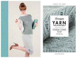 Haakpatroon YARN  Term Time Top