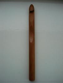 Bamboe haaknaald 15 mm