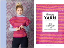 Haakpatroon YARN  Big Winged Tee