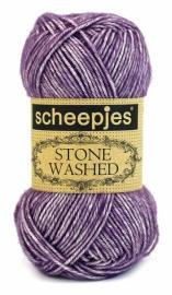 Scheepjeswol Stone Washed 811 Deep Amethyst