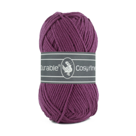 Durable Cosy Fine 249 Plum