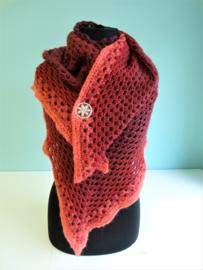 Haakpakket Warm & Wooly Sjaal