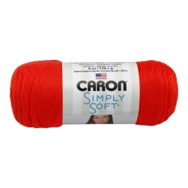 Caron Simply Soft 9778 Orange