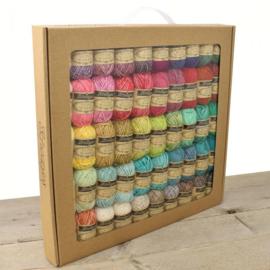 Scheepjes Stonewashed-RiverWashed Colour Pack 58x10 gram