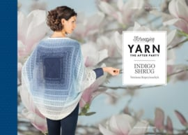 Haakpatroon YARN  Indigo Shrug