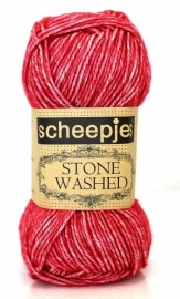 Scheepjeswol Stone Washed 807 Red Jasper