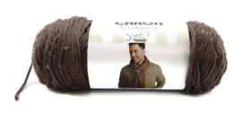 Caron Simply Soft Tweeds 23003 Taupe