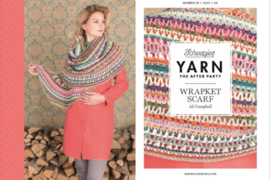 Haakpatroon YARN  Wrapket Scarf
