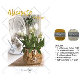 Haakpakket Mand Alicante Handmadejolie – Trend