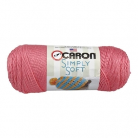 Caron Simply Soft 0015 Strawberry