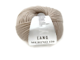 Lang Yarns Merino 120 0096 Zand