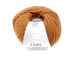 Lang Yarns Merino 120 0511 Goudbruin