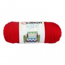 Caron Simply Soft 9763 Harvest Red
