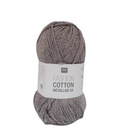 Rico Design Fashion Cotton Métallisé 020
