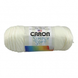 Caron Simply Soft 9702 Off White