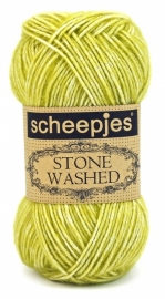 Scheepjeswol Stone Washed 812 Lemon Quartz