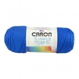 Caron Simply Soft 9767 Royal Blue