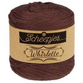 Scheepjeswol Whirlette 891 Chestnut