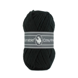 Durable Cosy Fine 325 Black