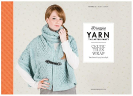 Haakpatroon YARN  Celtic Tiles Wrap