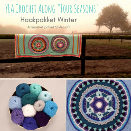 Alternatief Haakpakket YLA CAL Four Seasons - Stylecraft Special DK Winter