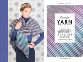 Haakpatroon YARN  Crochet Between the Lines Shawl