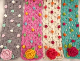 YLA Style Haakpatroon Lente Sjaal