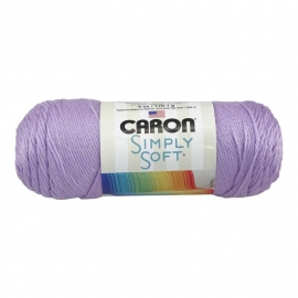 Caron Simply Soft 9717 Orchid