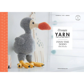 Haakpatroon YARN  Finn the Dodo