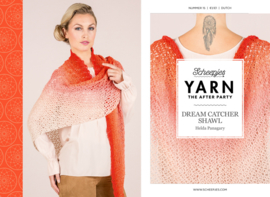 Haakpatroon YARN  Dream Catcher Shawl