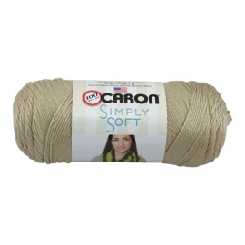 Caron Simply Soft 9703 Bone