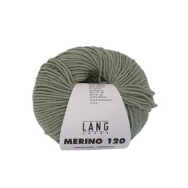 Lang Yarns Merino 120 0092 Salie
