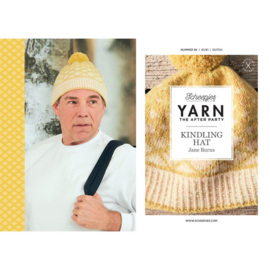 Haakpatroon YARN  Kindling hat