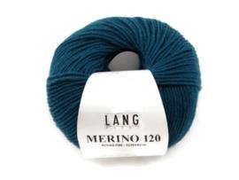 Lang Yarns Merino 120 0288 Teal