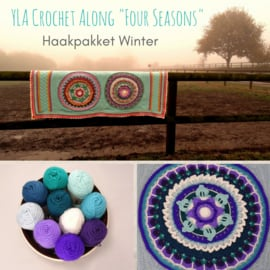 Haakpakket YLA CAL Four Seasons - Caron Winter