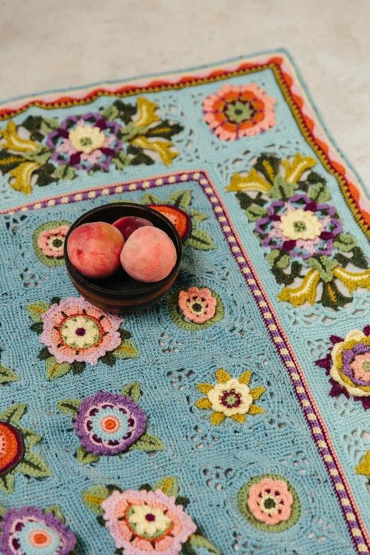 Haakpakket Fruit Garden CAL 2020 - Love is Enough
