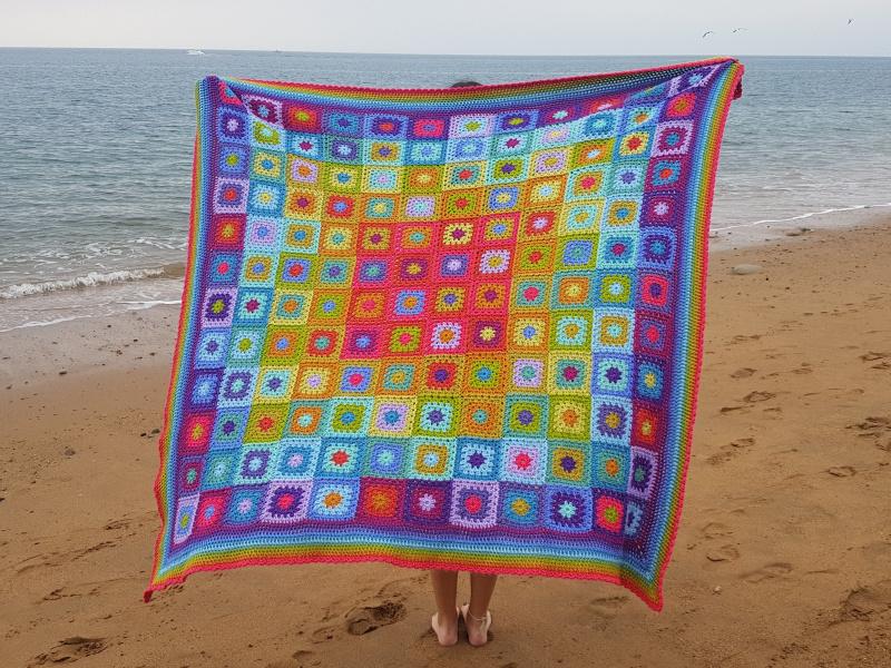 Haakpakket Attic24 Aria Blanket