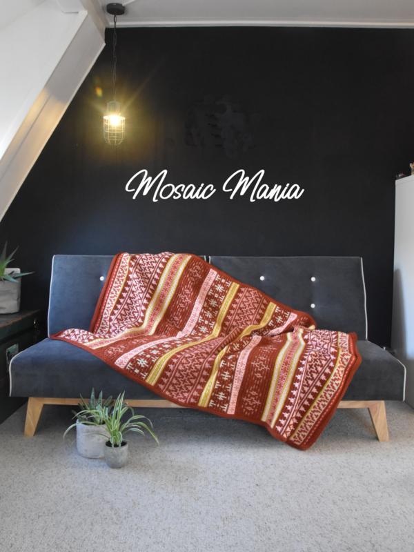 Haakpakket Mosaic Mania - Indian Summer