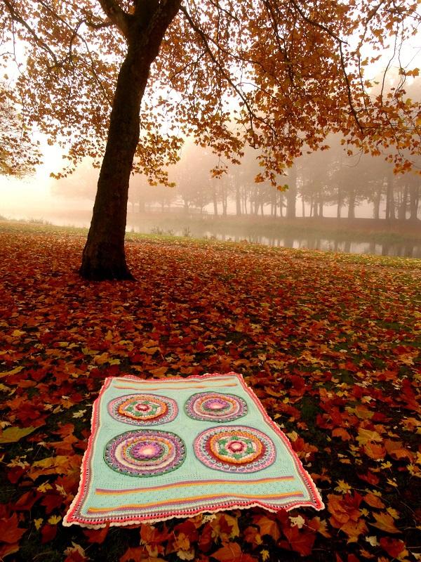 Haakpakket YLA CAL Four Seasons - Caron Herfst
