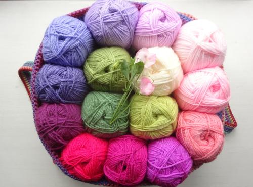 Haakpakket Sweet Pea Blanket CAL - Attic24