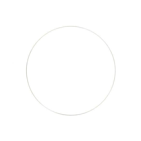 Opry Dromenvanger ring RVS 40 cm