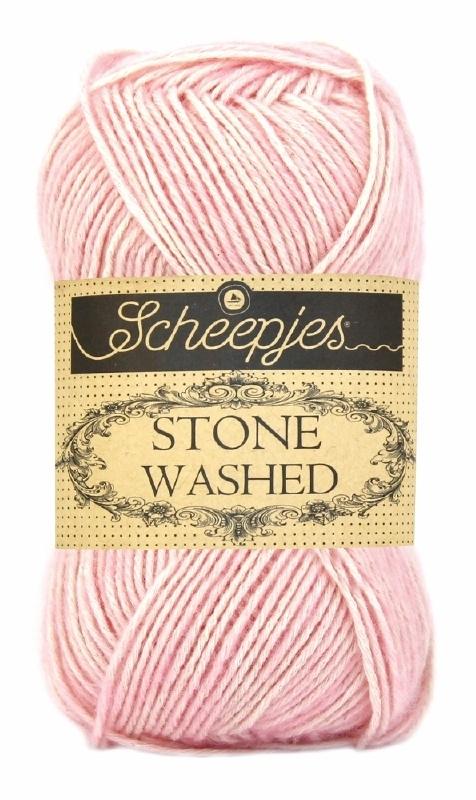 Scheepjeswol Stone Washed 820 Rose Quartz