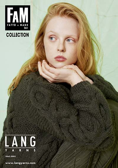 Lang Yarns Fatto A Mano 261 Collection
